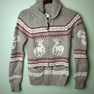 Aritzia | TNA Biege Wool Sweater Size Medium